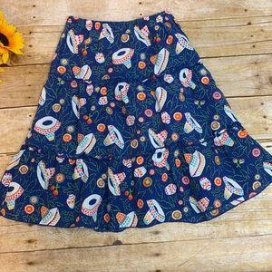 Sombrero skirt for Cinco de Mayo. Size 10